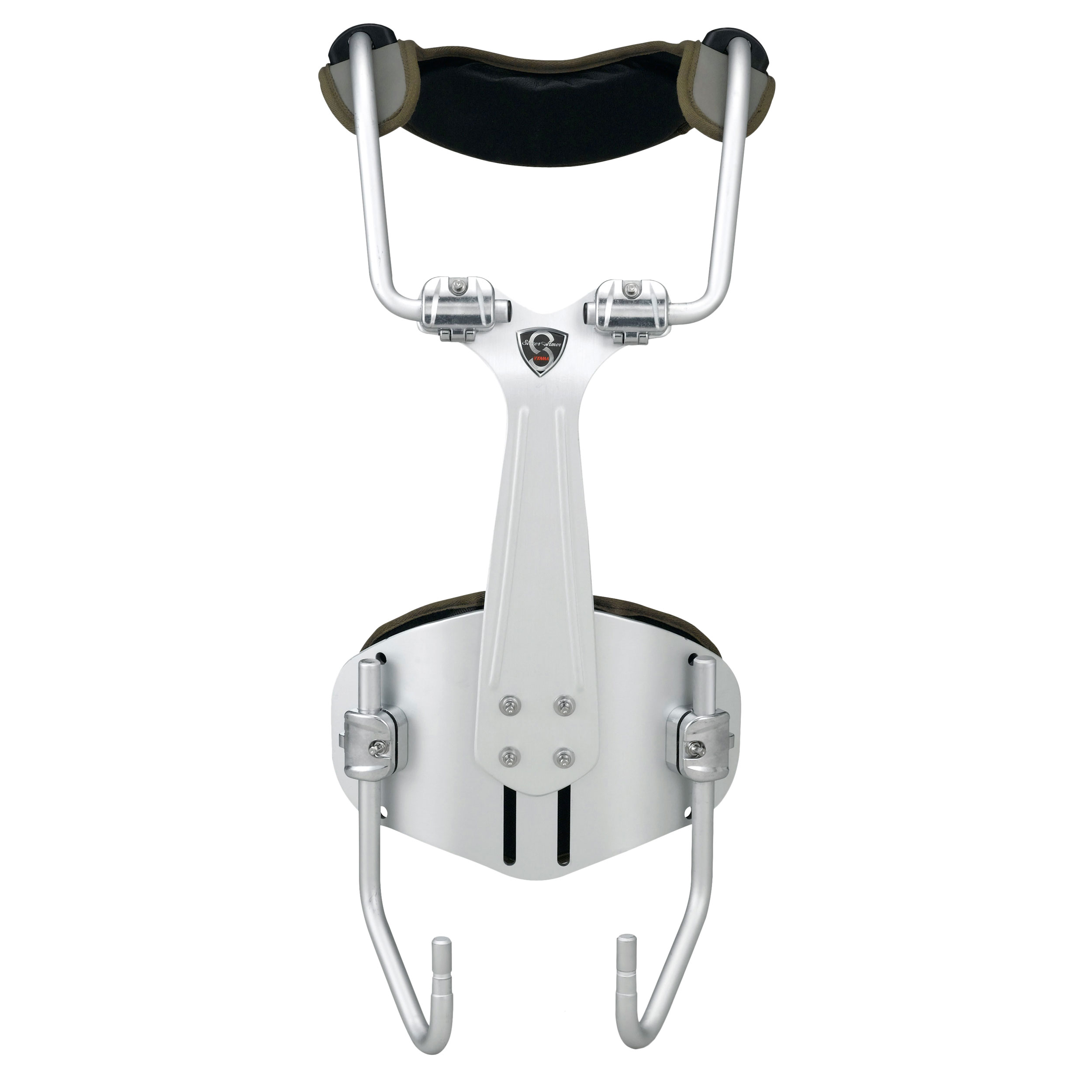 Tama Silver Armor J-Bar Marching Snare Carrier (For Non-Tama Drums)