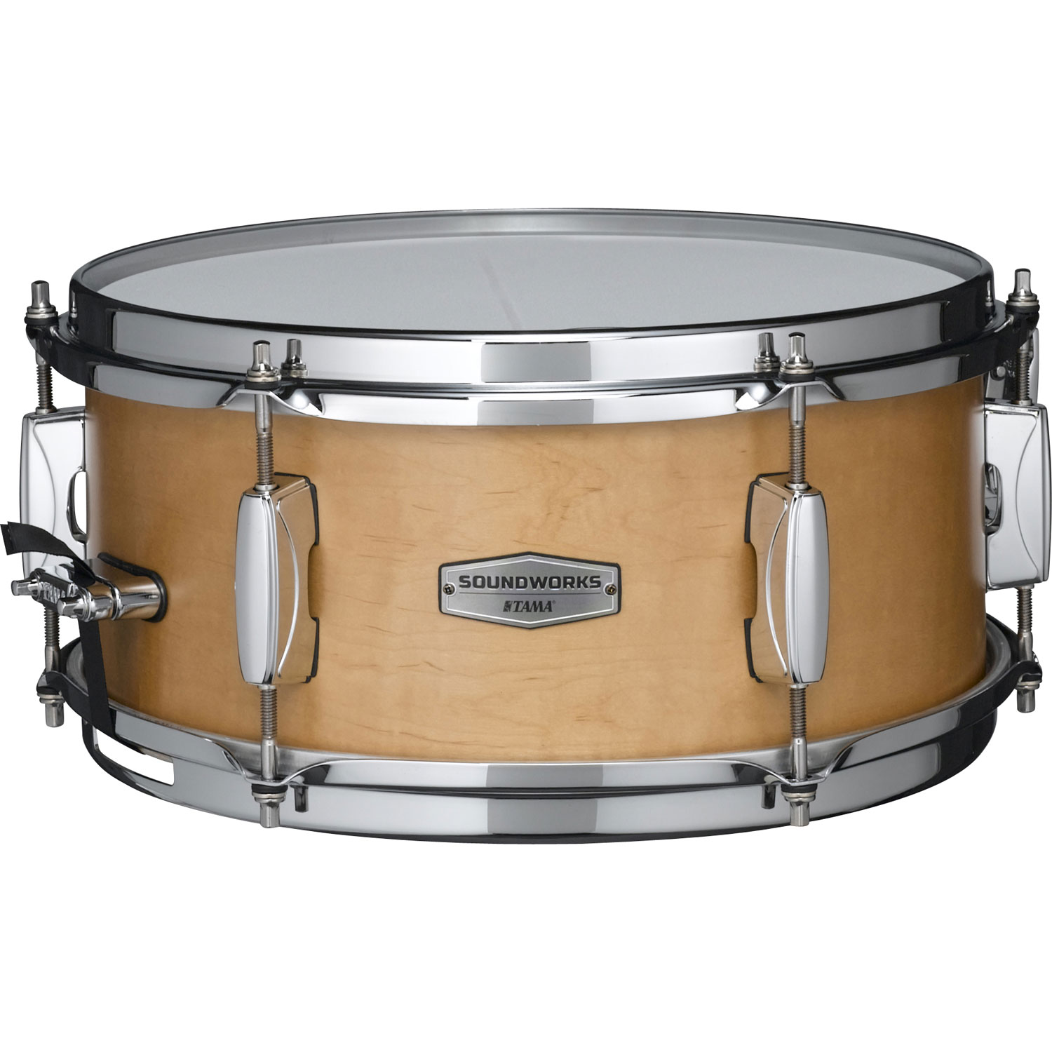 "Tama 6.5"" x 14"" Soundworks Maple Snare Drum"
