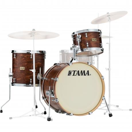 Tama S.L.P. Fat Spruce 3-Piece Drum Set Shell Pack (20