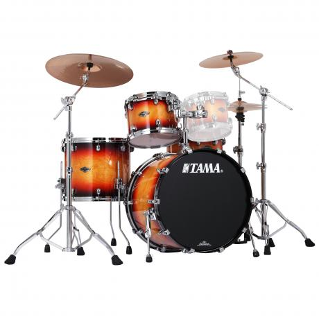 Tama Starclassic Performer B/B 4-Piece Drum Set with Hardware (22