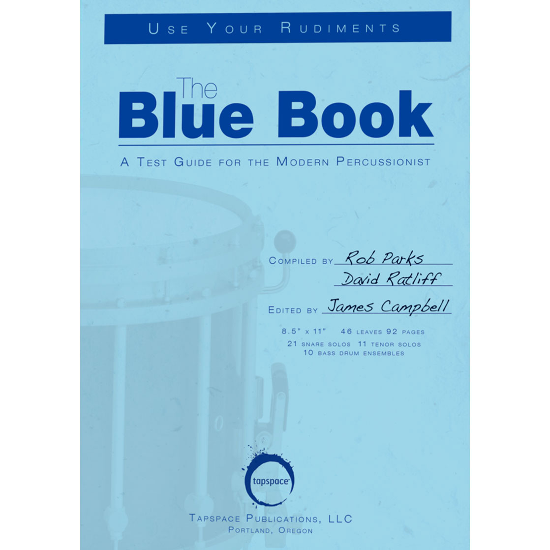 The Blue Book by Various