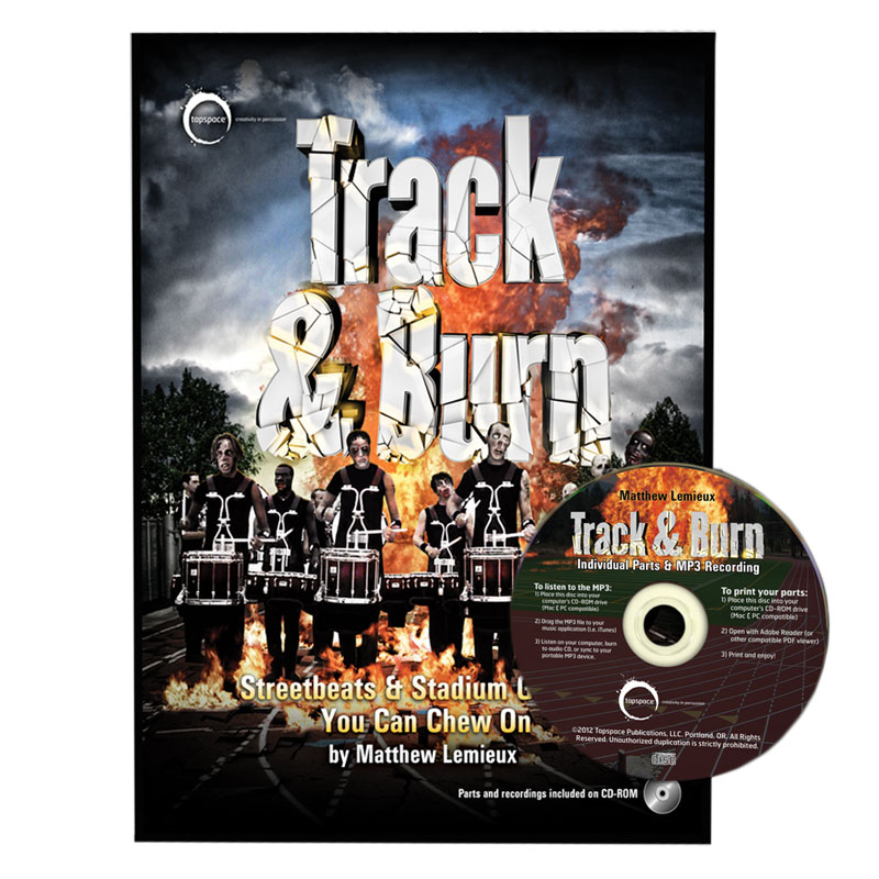 Track & Burn by Matthew Lemieux