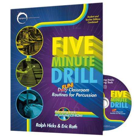 Five Minute Drill by Ralph Hicks and Eric Rath
