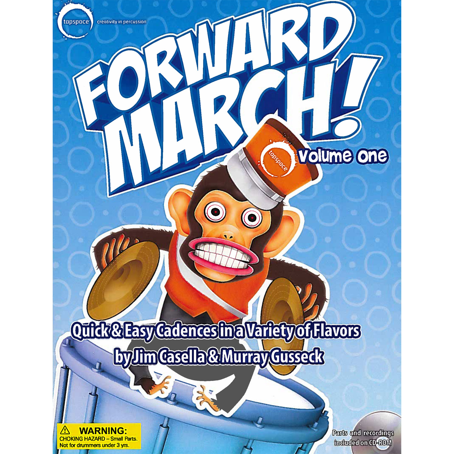 Forward March! Vol. 1 by Jim Casella & Murray Gusseck