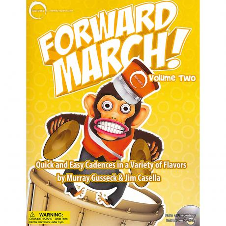 Forward March! Vol. 2 by Jim Casella & Murray Gusseck