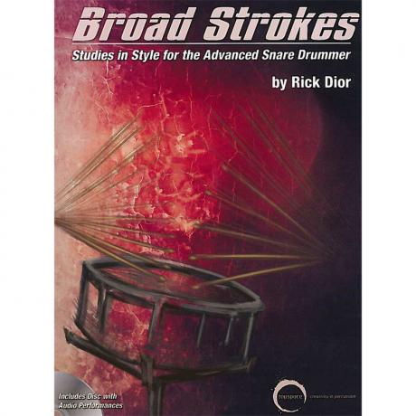 Broad Strokes by Rick Dior