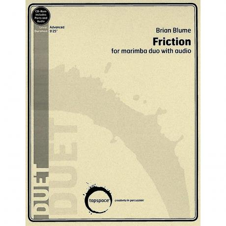 Friction by Brian Blume