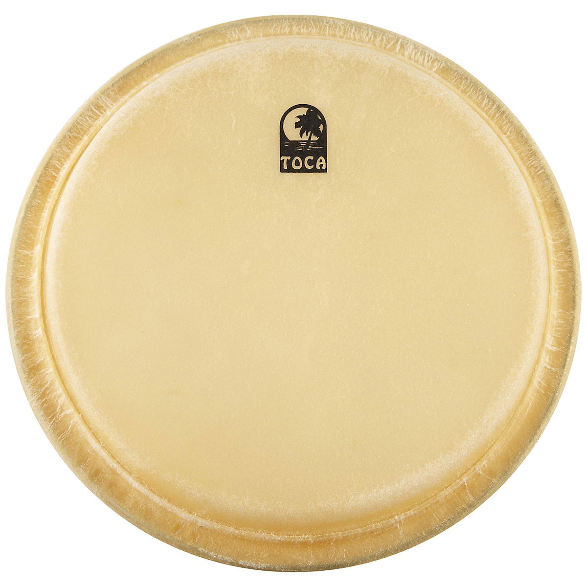 "Toca 11.75"" Elite Pro Wood Rawhide Conga Drum Head"
