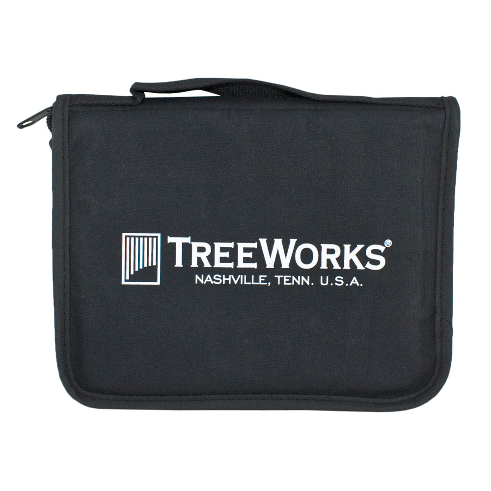 "Treeworks 6"" Triangle Bag"
