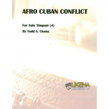 Afro Cuban Conflict by Todd Ukena