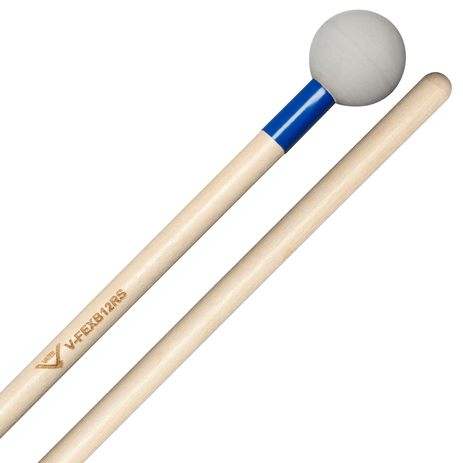 Vater Front Ensemble Medium Rubber Xylophone Mallets