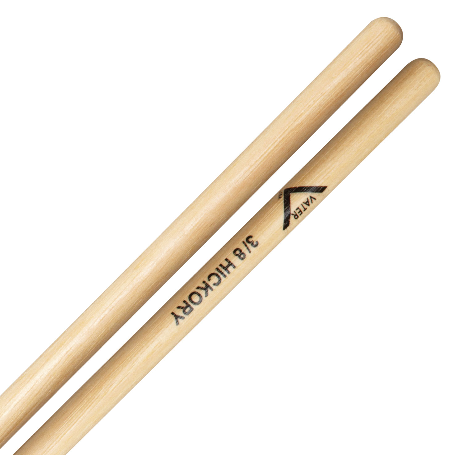 "Vater 3/8"" Hickory Timbale Sticks"