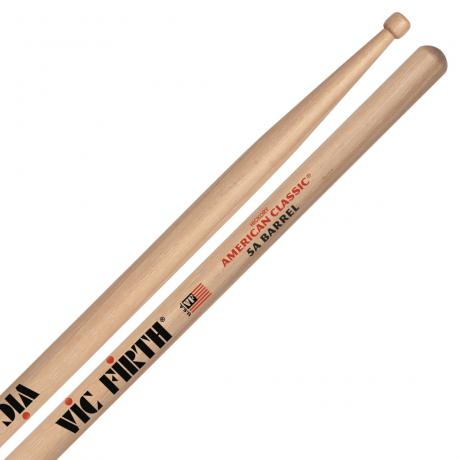 Vic Firth American Classic 5A Barrel Tip Drumsticks