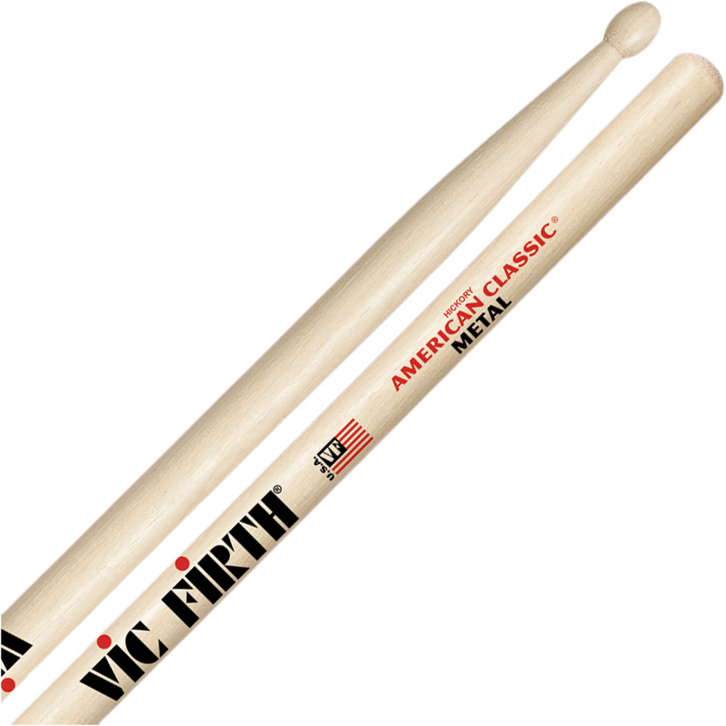 Vic Firth American Classic Metal Drumsticks