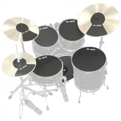 Vic Firth Standard Drum and Cymbal Mute Pack