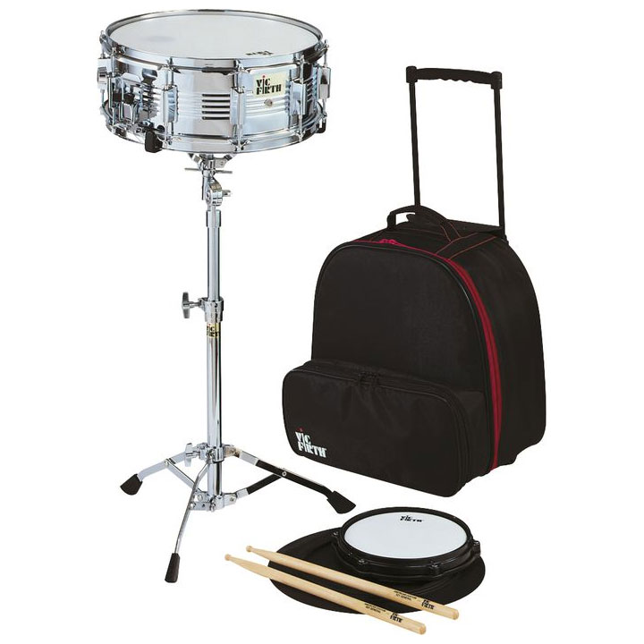Vic Firth Traveler Snare Drum Kit