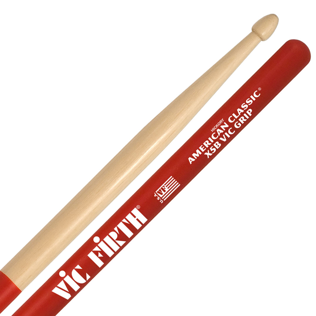 Vic Firth American Classic Extreme Vic Grip 5B Drumsticks