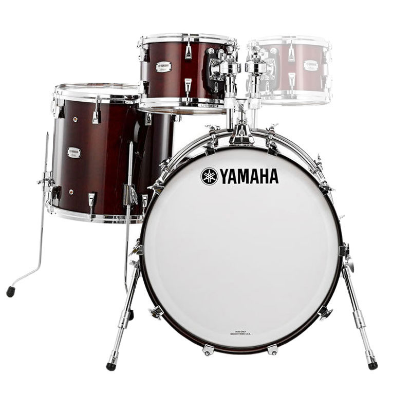 "Yamaha Absolute Hybrid Maple 3-Piece Drum Set Shell Pack (22"" Bass, 12/16"" Toms)"