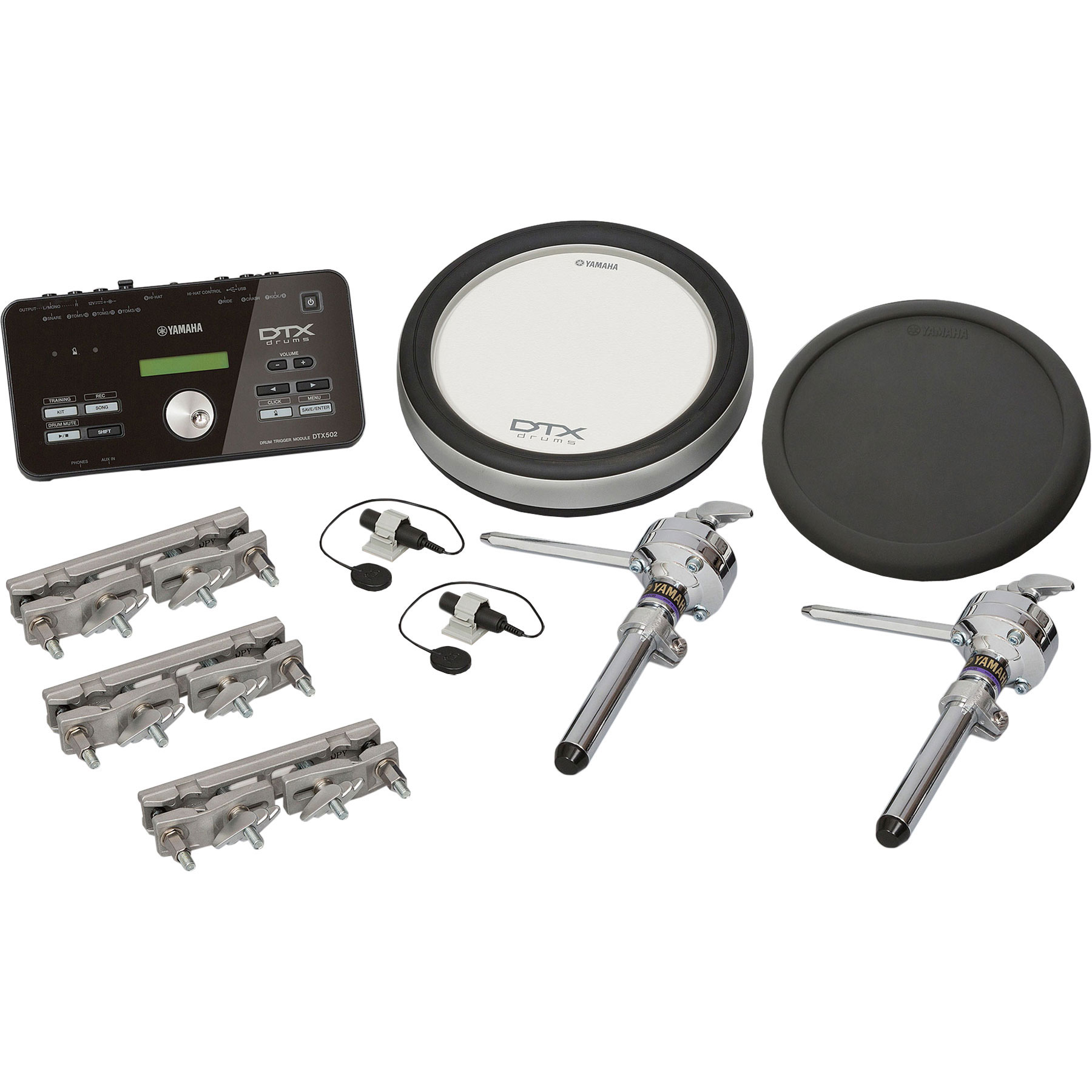 Yamaha DTX Hybrid Drum Set Package