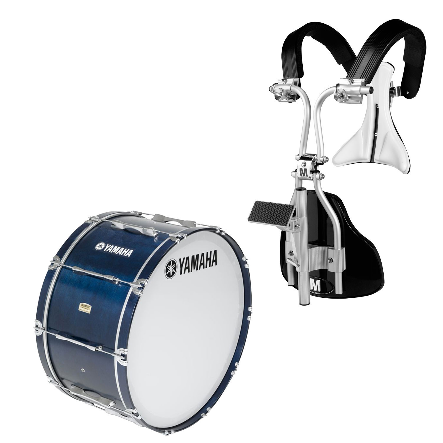 Yamaha Bass Drum Carrier