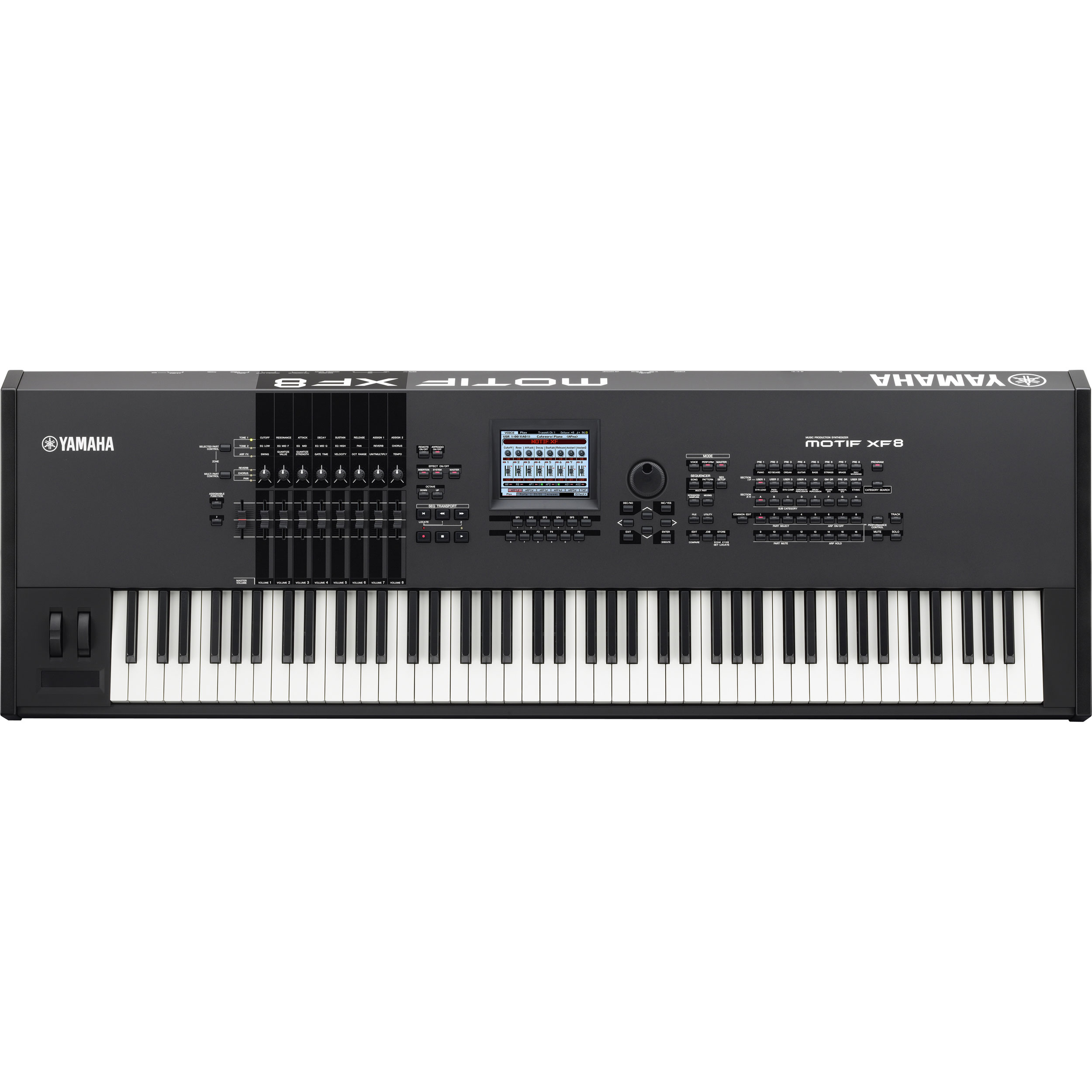 Yamaha 88 Key Balanced Hammer action Workstation