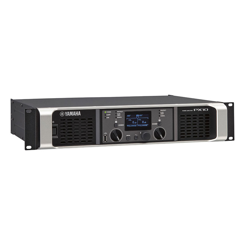 Yamaha PX Series 1200W Dual-Channel Power Amplifier
