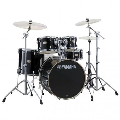 Yamaha Stage Custom 5-Piece Rock Drum Set with HW-780 Hardware Pack (22