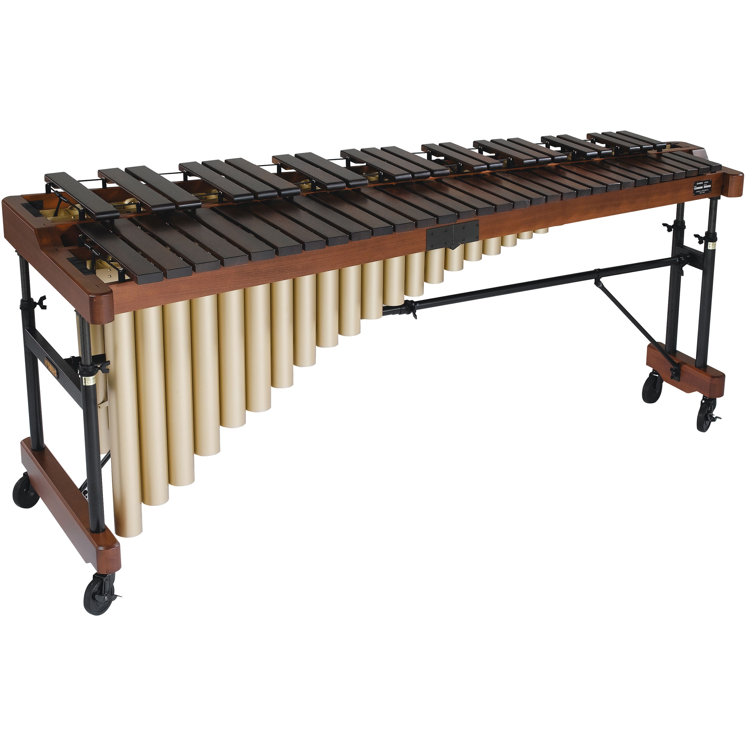 Yamaha 4.3 Octave Professional Rosewood Marimba with Drop Cover