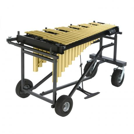 Yamaha 3 Octave Gold Studio with Tough-Terrain Frame