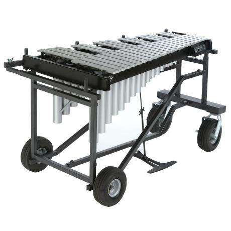 Yamaha 3 Octave Silver Studio with Tough Terrain Frame and cover