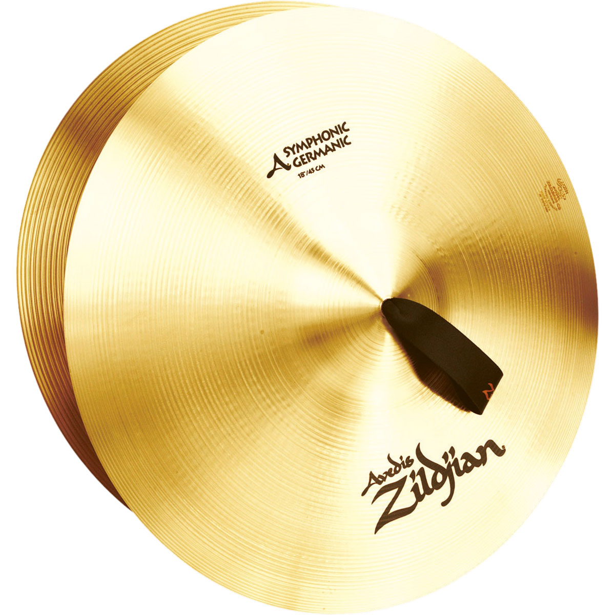 "Zildjian 18"" Symphonic Germanic Crash Cymbal Pair"