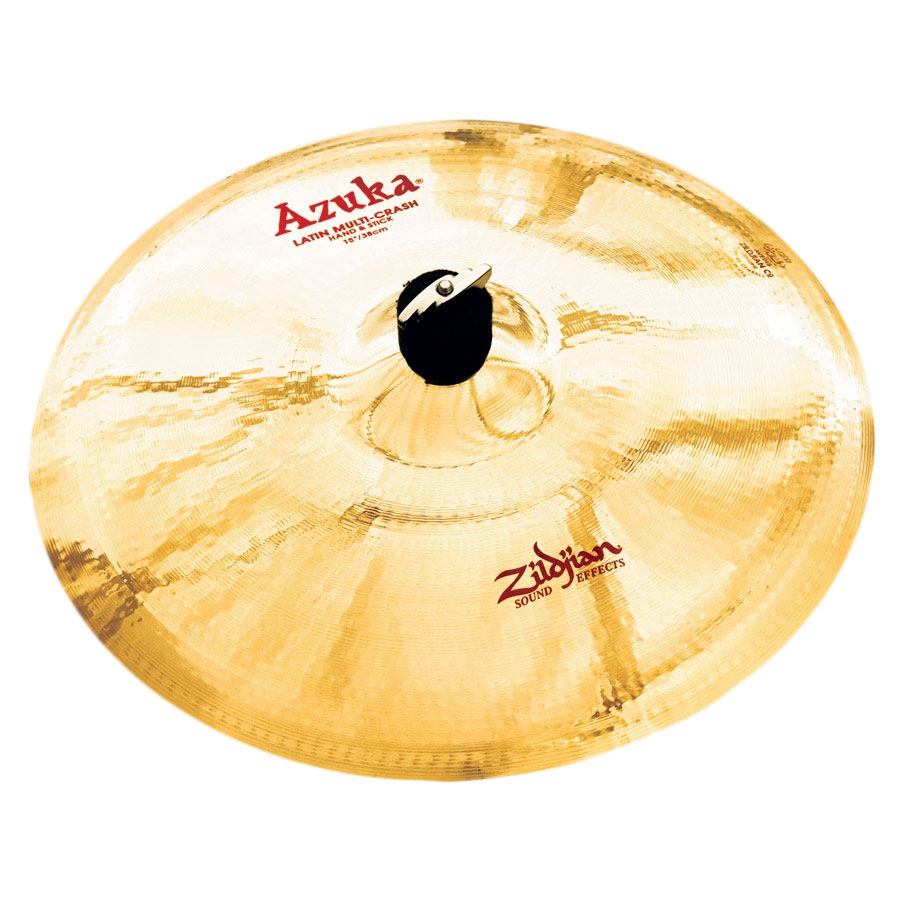 "Zildjian 15"" fx Azuka Latin Multi Crash Cymbal"
