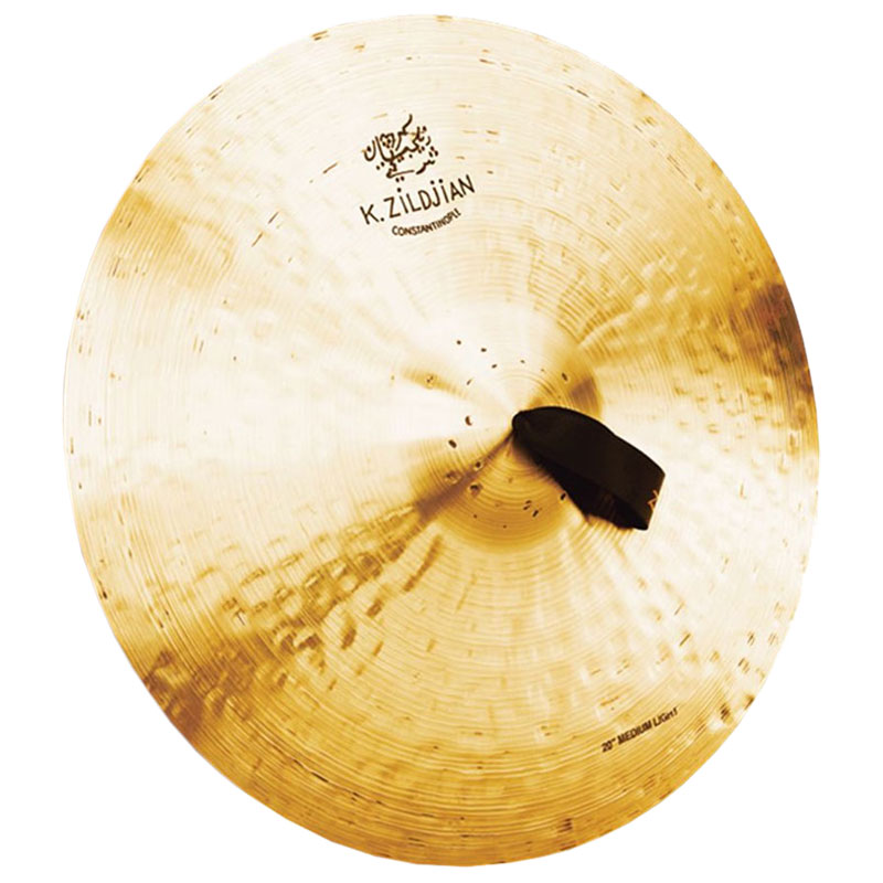 "Zildjian 20"" K Constantinople Orchestral Medium-Light Crash Cymbal (Single)"