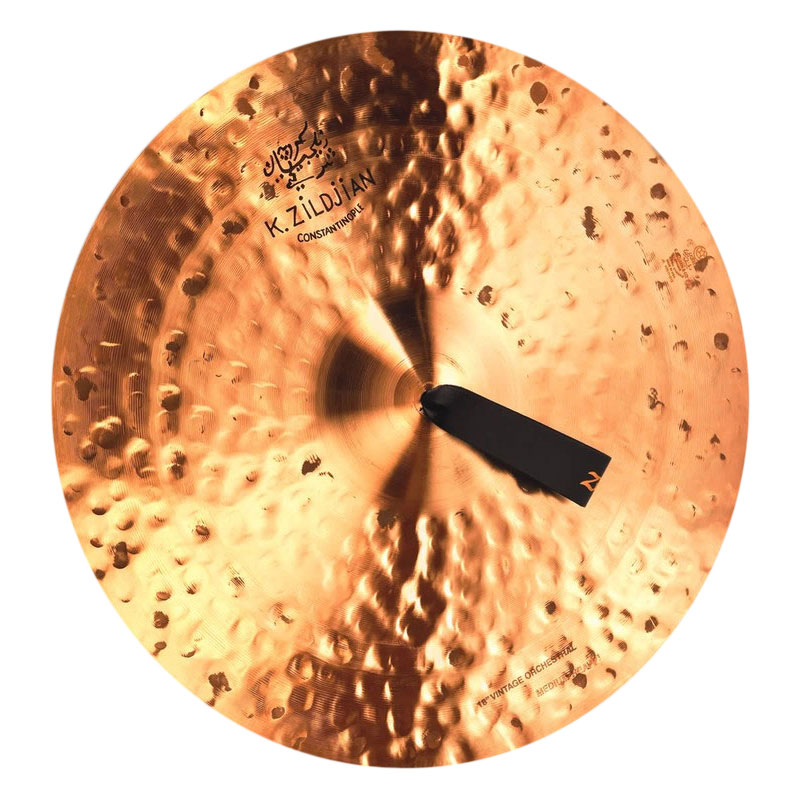 "Zildjian 18"" K Constantinople Vintage Medium Heavy Orchestral Crash Cymbal (Single)"