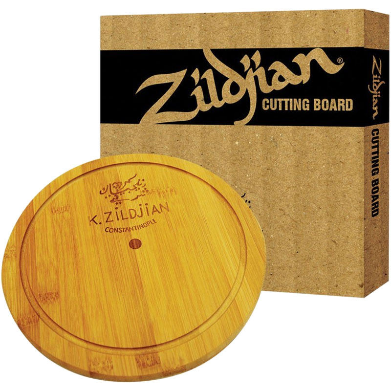 "Zildjian 10"" K Constantinople Cutting Board"