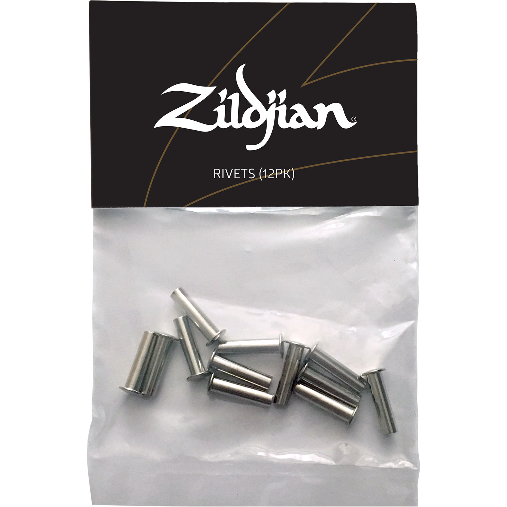 Zildjian Sizzle Rivets Package (12-Pack)