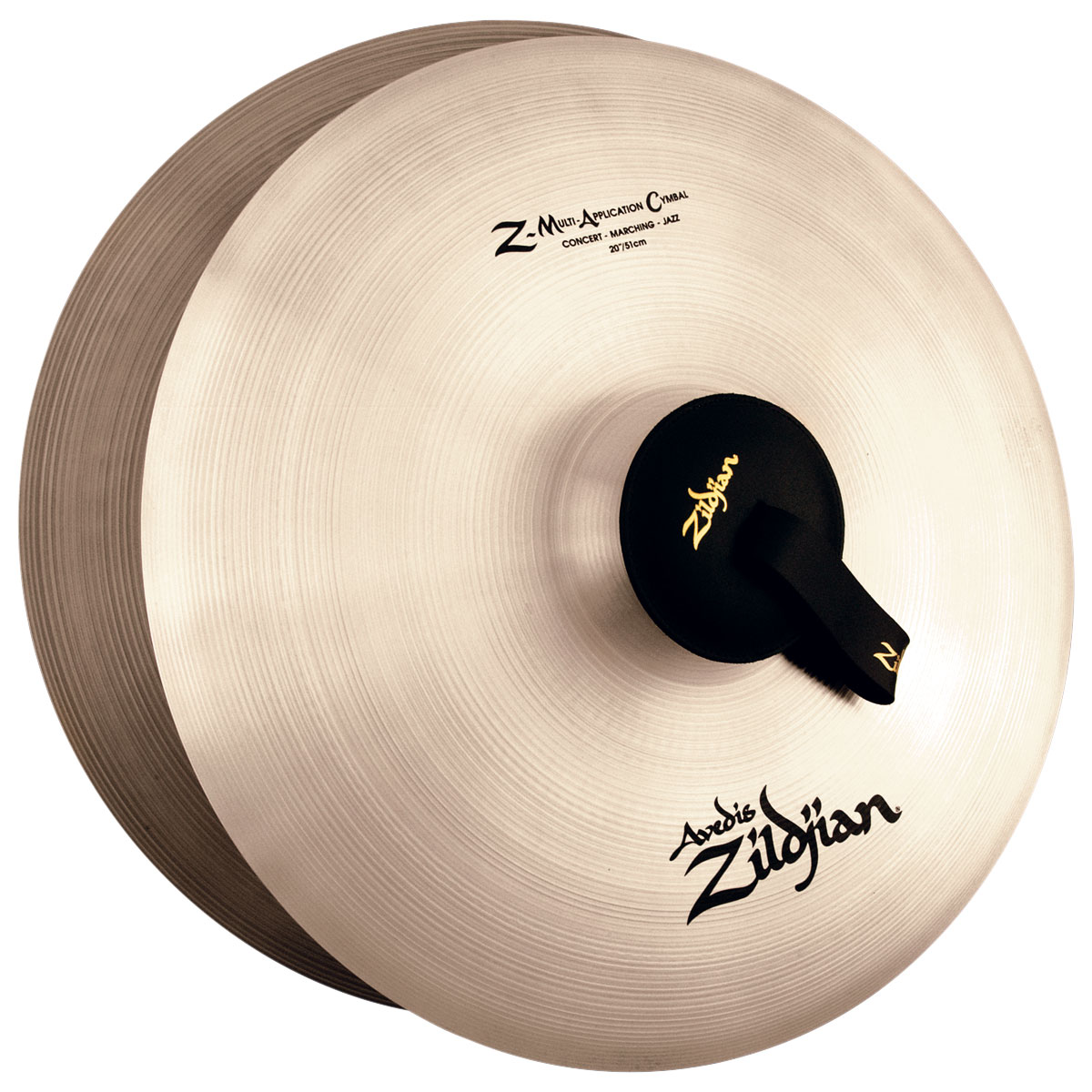 "Zildjian 20"" Z-Mac Crash Cymbal Pair"