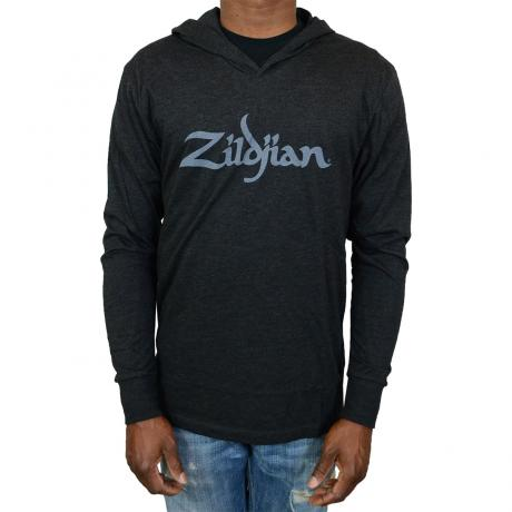Zildjian Long-Sleeved Lightweight Hoodie