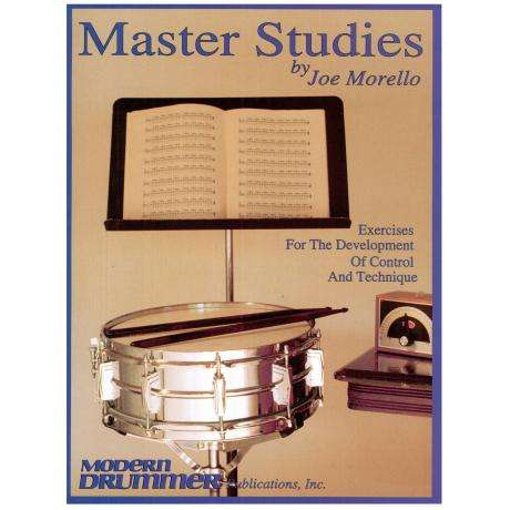 Master Studies - Volume 1 by Joe Morello