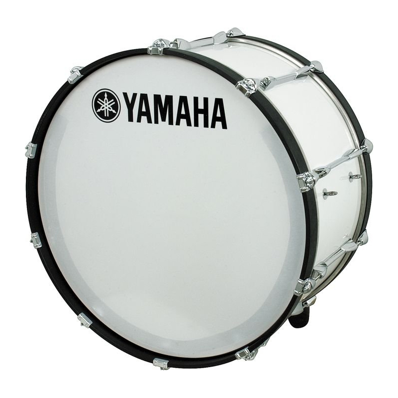 "Yamaha 18"" Power-Lite Marching Bass Drum"